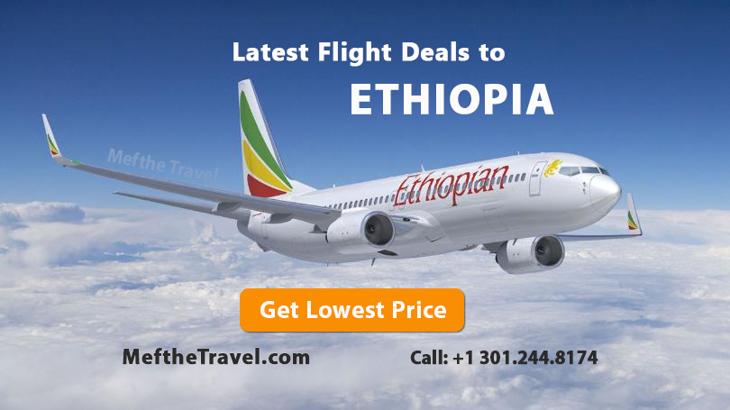 Ethiopian Travel Agency in DC